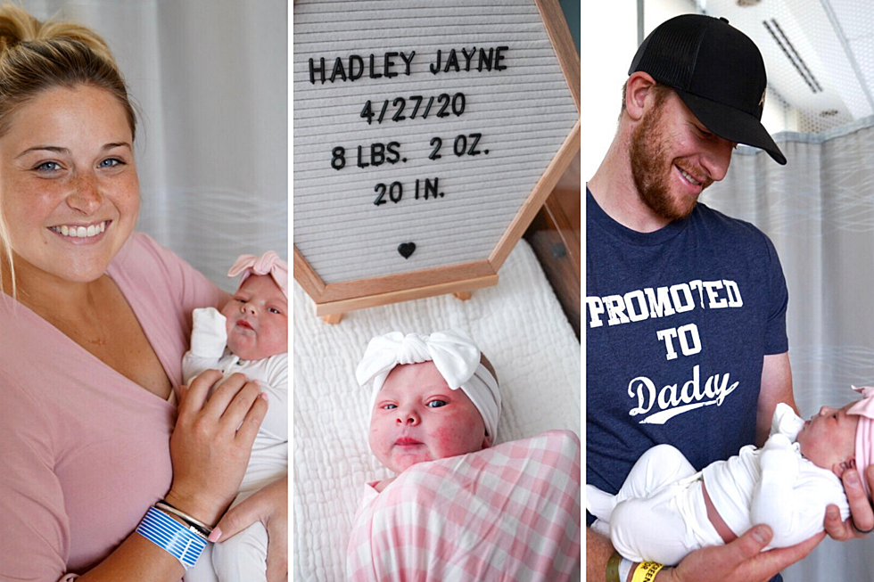 Photos Eagles Quarterback Carson Wentz Wife Maddie Welcome Baby