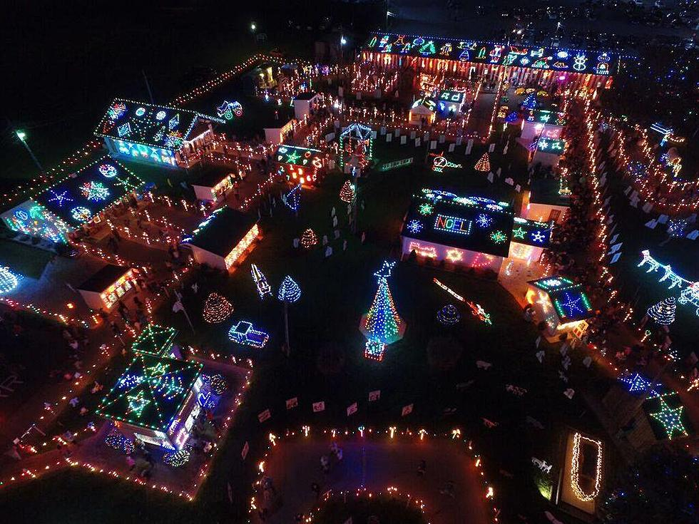 The Ultimate Christmas Village in Pennsylvania WILL Open for the