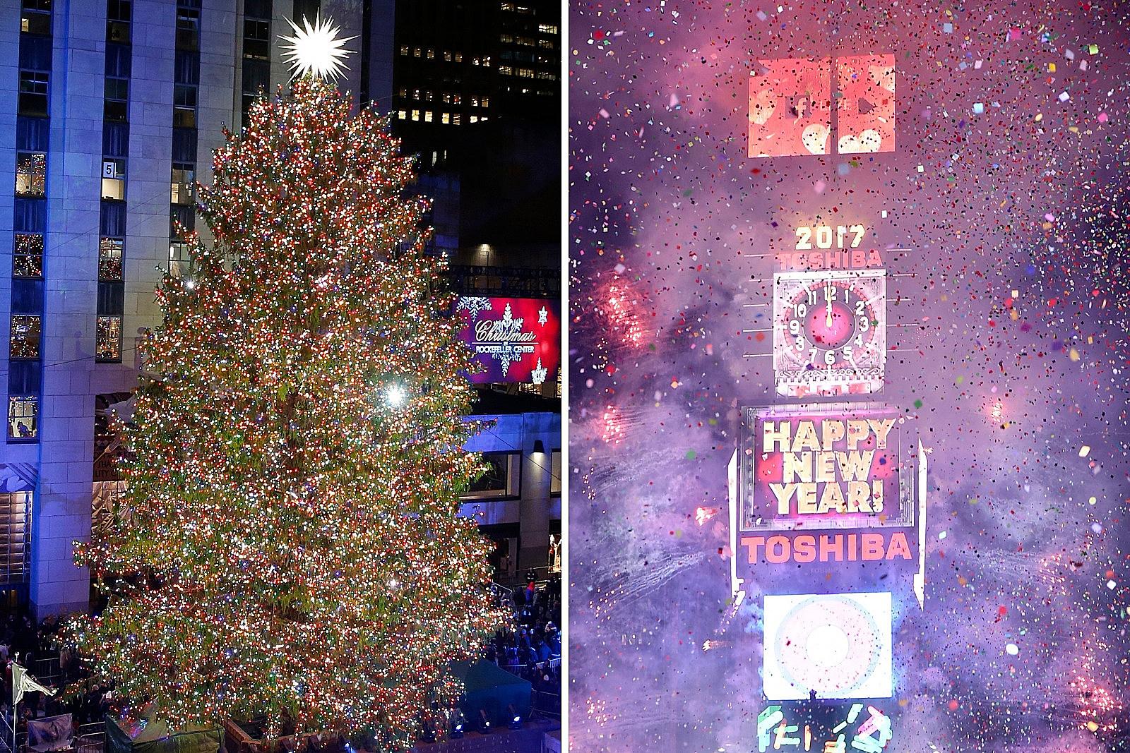 I Ran Marathoms Christmas San Antonio 2021 Virtual Plans Unveiled For Rockefeller Center Tree Lighting New Year S Eve In Times Square