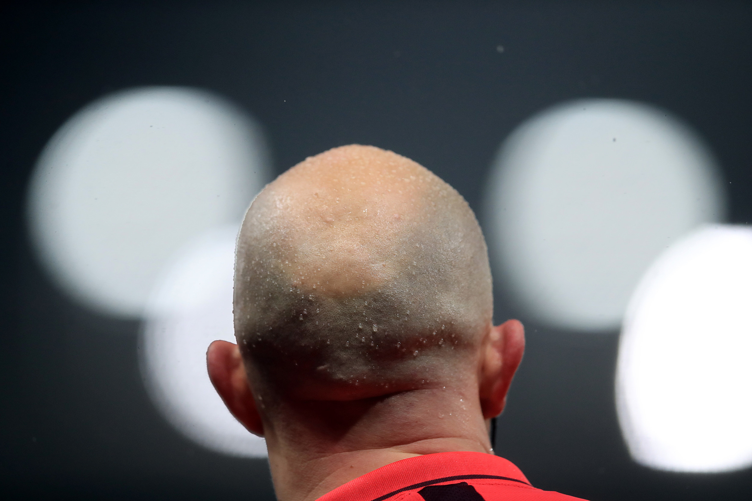 Guys tinder bald on Best Bumble