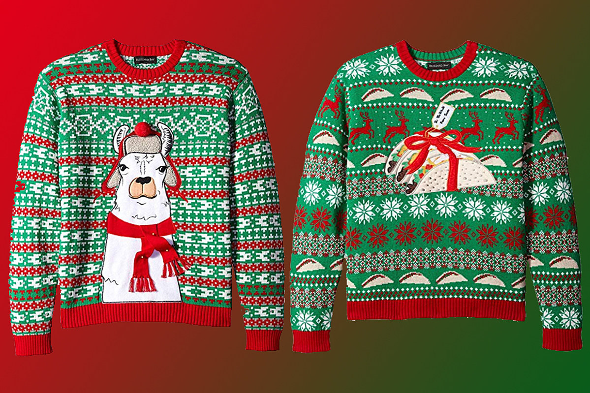Ugly Christmas Sweaters For Everyone