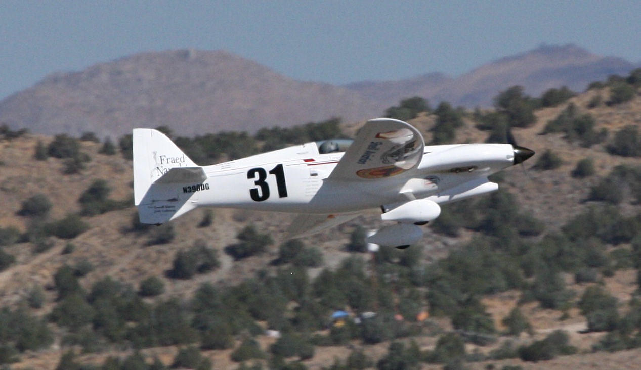 Buhl Man Wins at Reno Air Race
