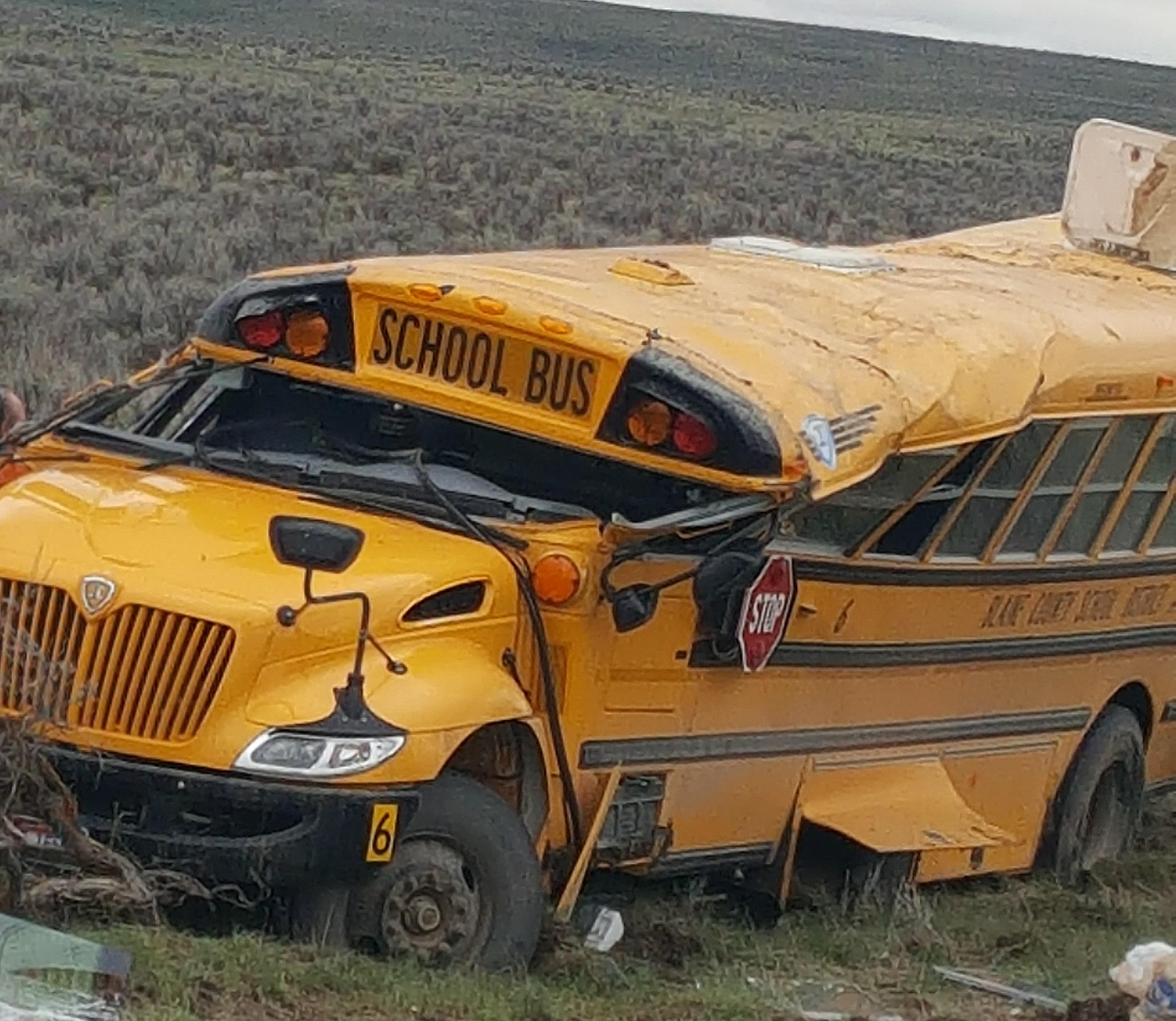 School Bus - News Radio 1310 KLIX