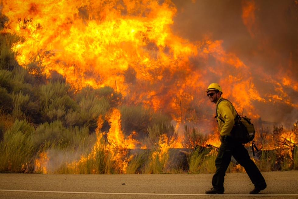 No, Wildfires in Idaho & the West Haven't Increased
