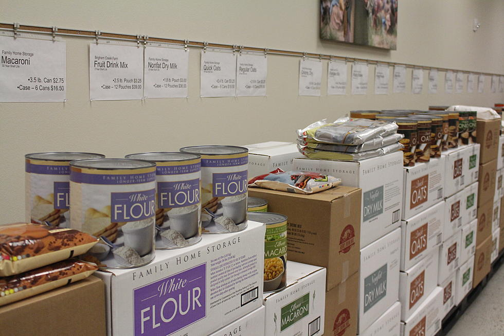 LDS Church Says it Plans to Increase Food Donations