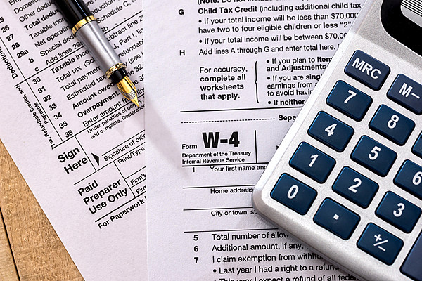 new tax form helps calculate withholding for 2019