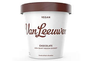 Van Leeuwen Vegan Chocolate Ice Cream