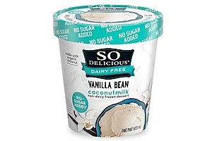 So Delicious Dairy-Free Vanilla Bean Coconut Milk Frozen Dessert