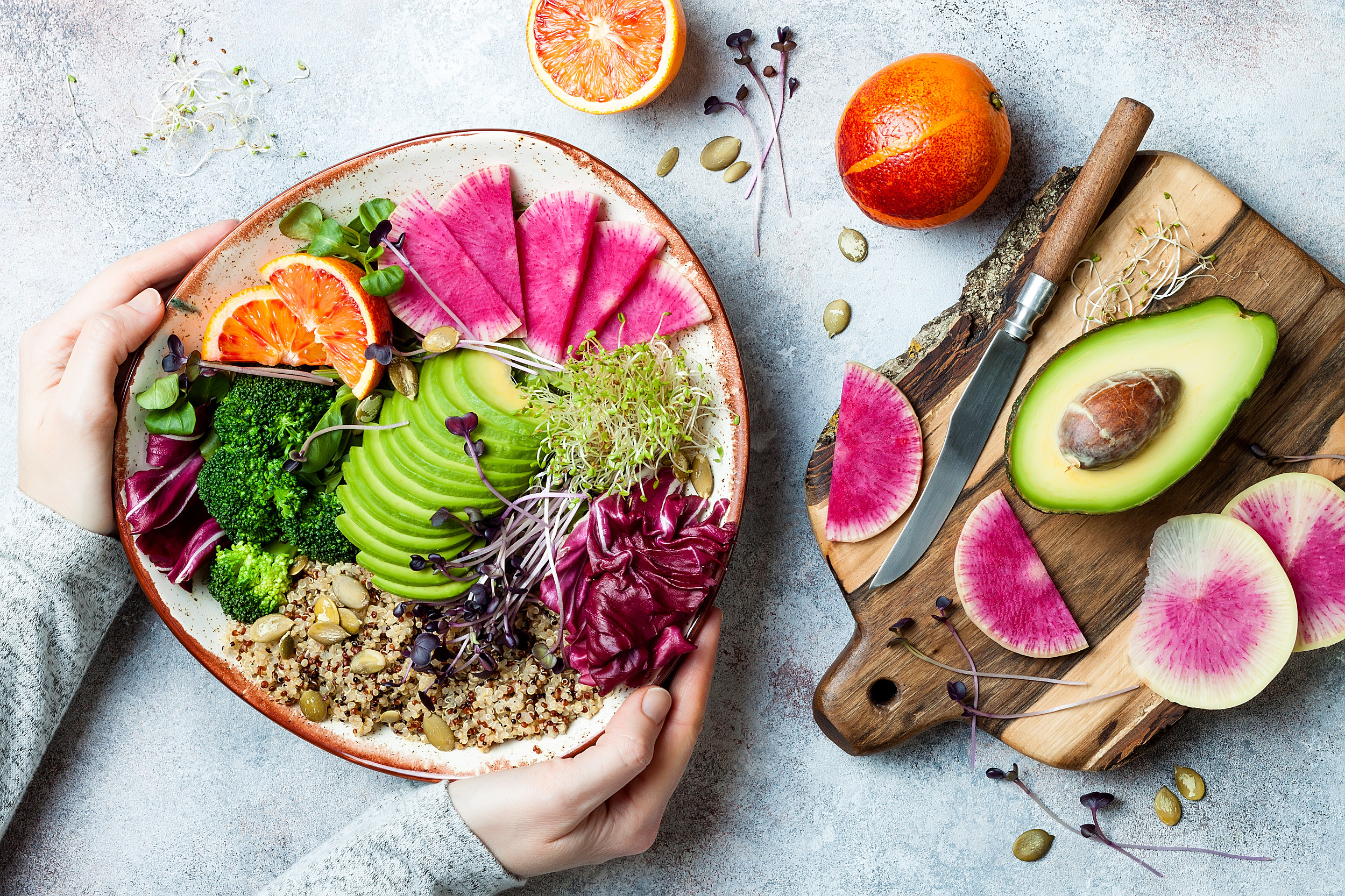 Take The 21 Day Plant Based Challenge Here S Everything You Need To Start