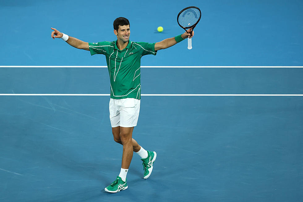 Novak Djokovic Helped Clear His Allergies With A Plant Based Diet