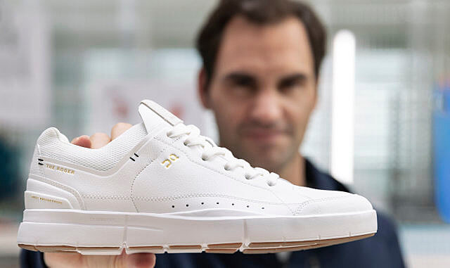 Roger Federer Partners with Swiss