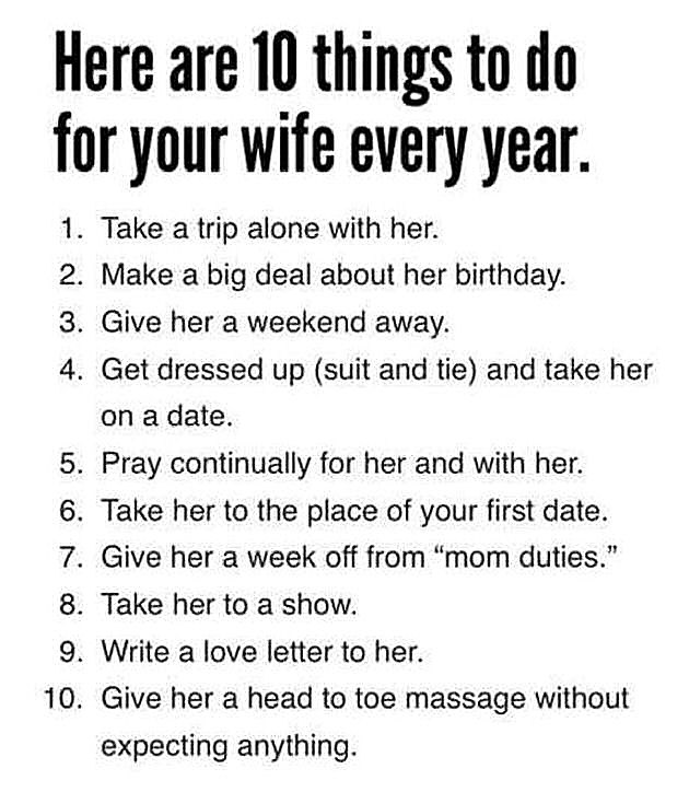 Things to do when ur single