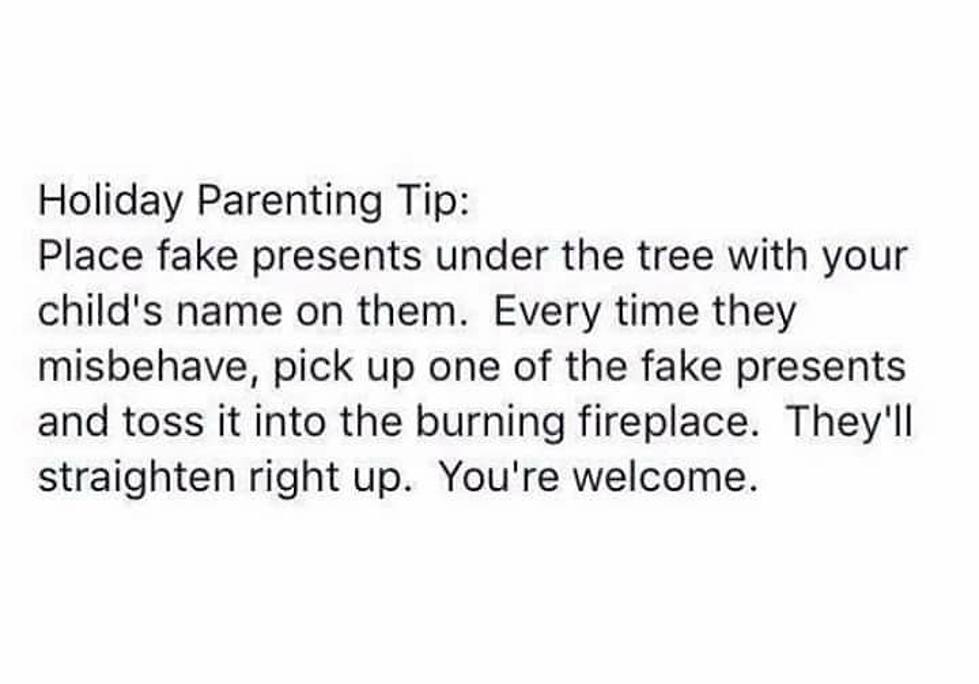 Are Parents Really Burning Their Bad Kids Christmas Presents