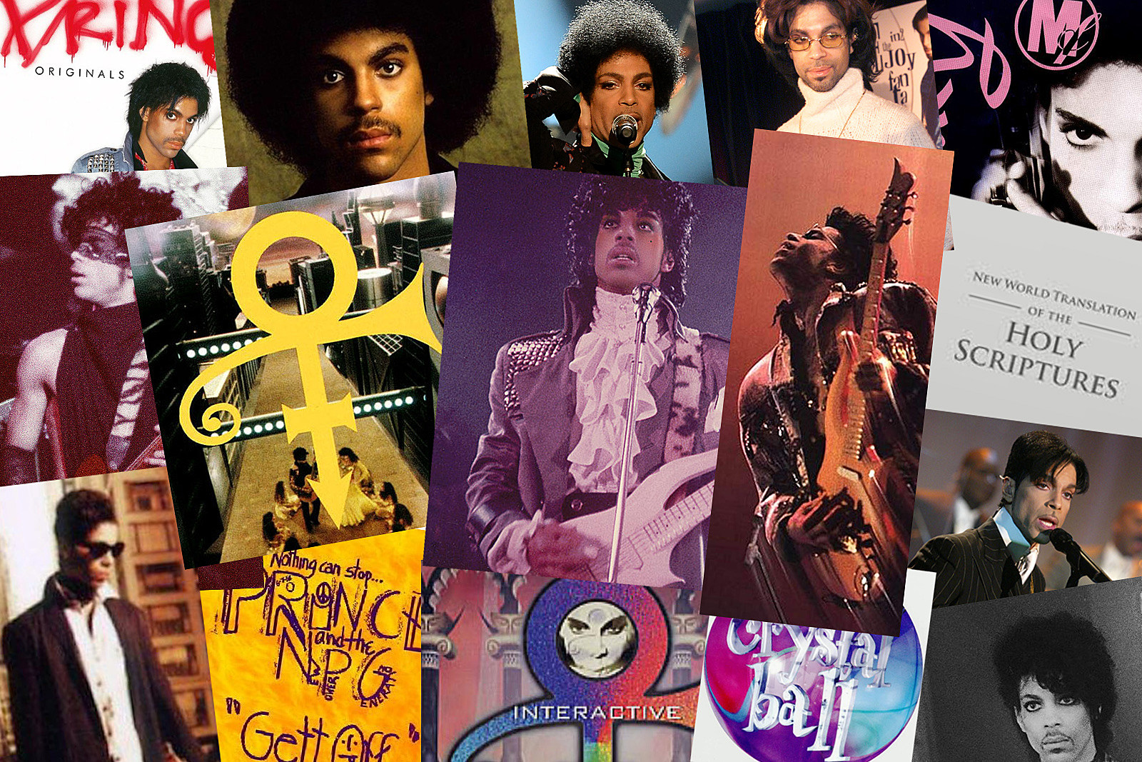 Prince S Birthday Celebrations Singles Concerts A Name Change