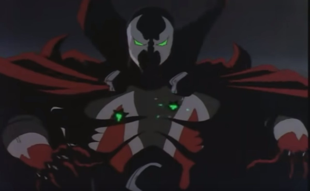 Do You Remember The Spawn Cartoon Series Geek D Con