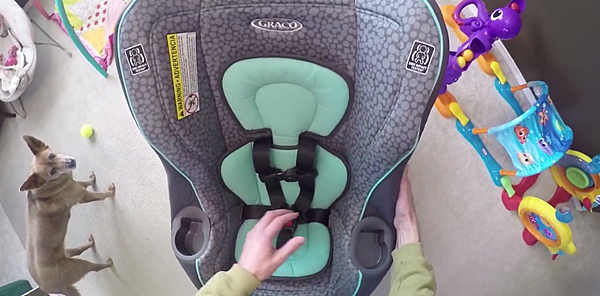 A Very Popular Graco Child Car Seat Has Just Been Recalled