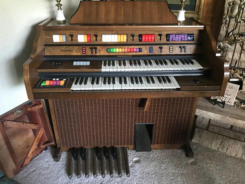 Yes, You Heard Right - There's a Free Organ on East Idaho