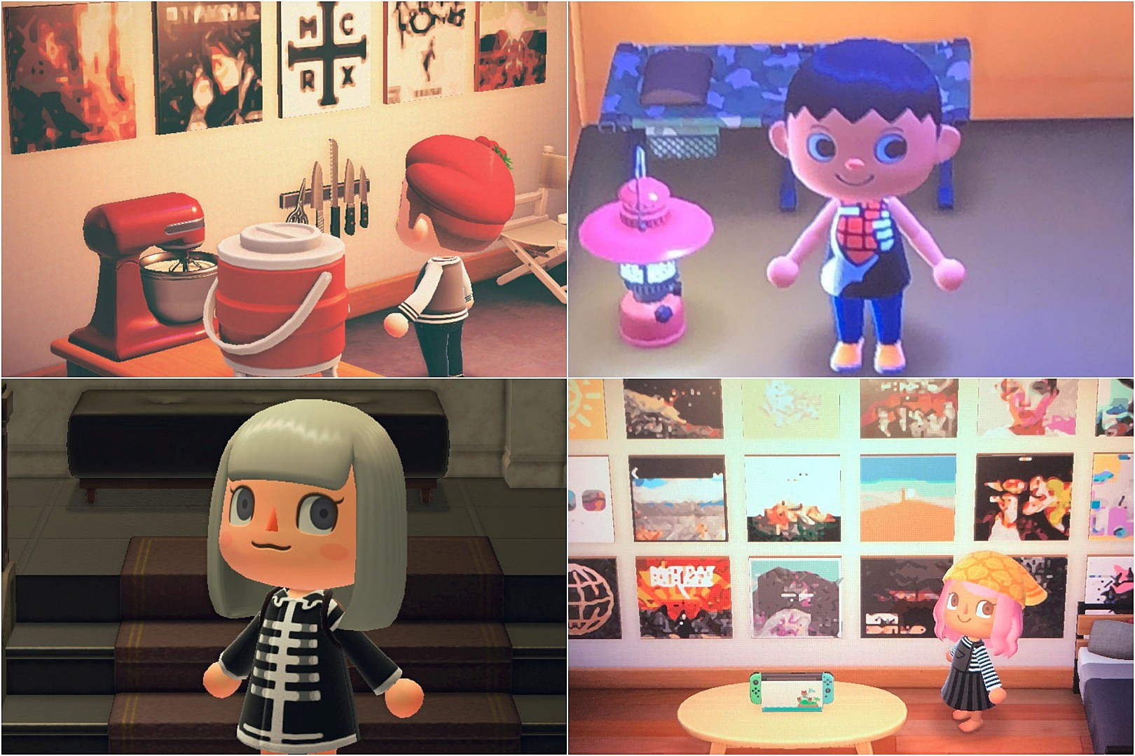 Here Are Animal Crossing Qr Codes For Your Favorite Emo Albums