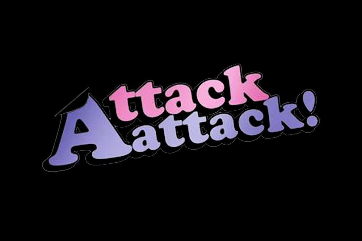 Attack Attack logo header Attack Attack! Return, Recording New Music With Joey Sturgis