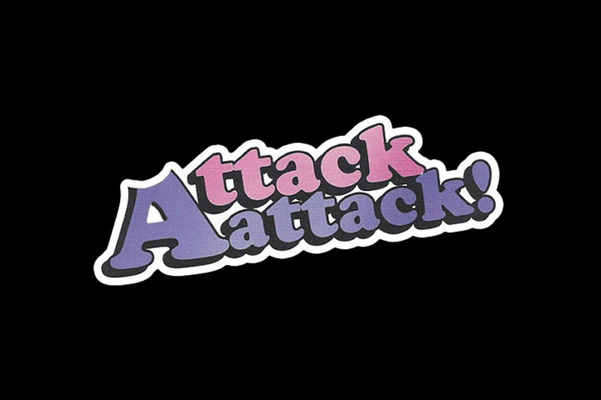 """Attack Attack logo Attack Attack! Release Teaser of New Song """"All My Life"""""""