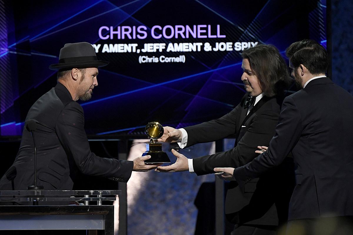 Pearl Jam's Jeff Ament Wins Grammy for Chris Cornell Box Set