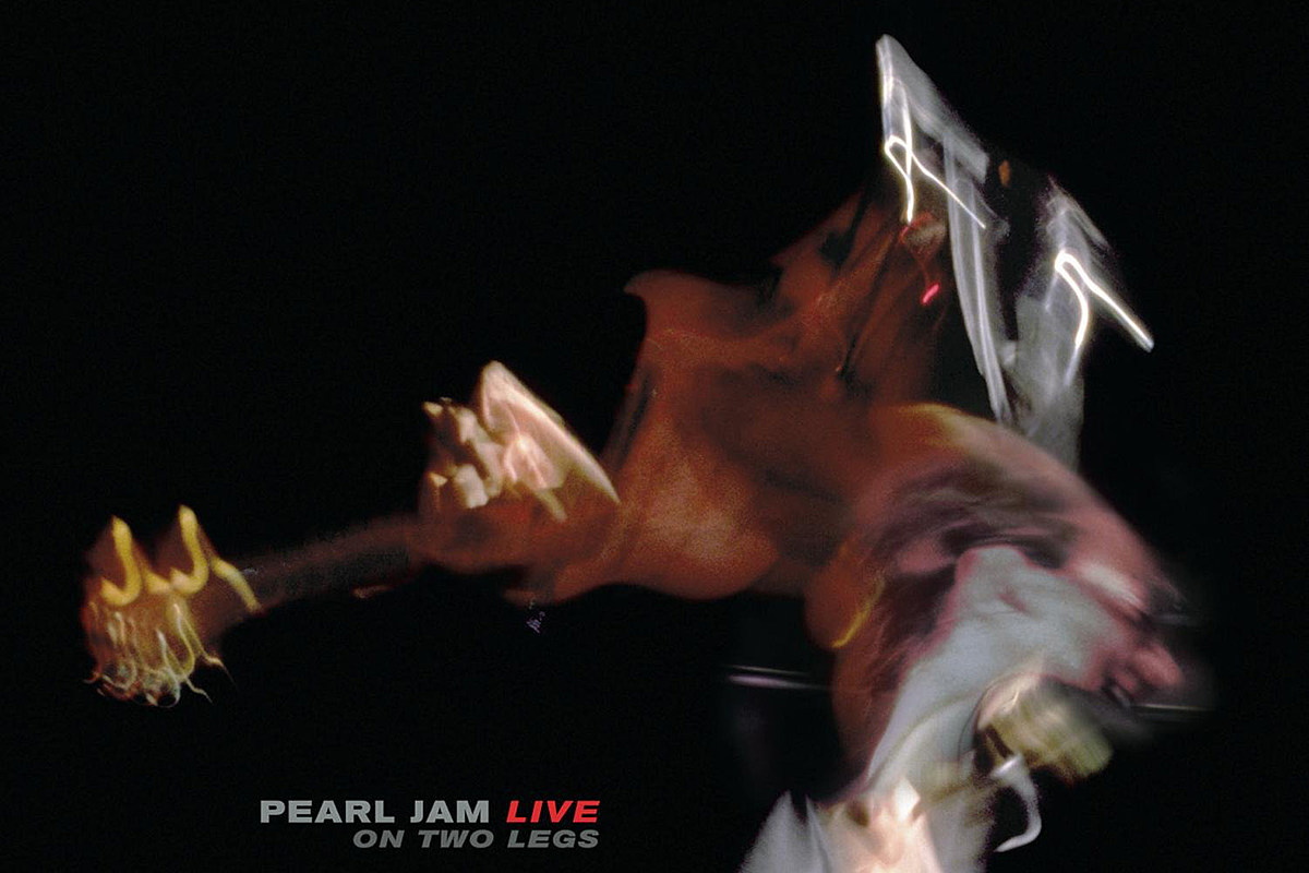 How Pearl Jam Ruled the Road on 'Live on Two Legs'