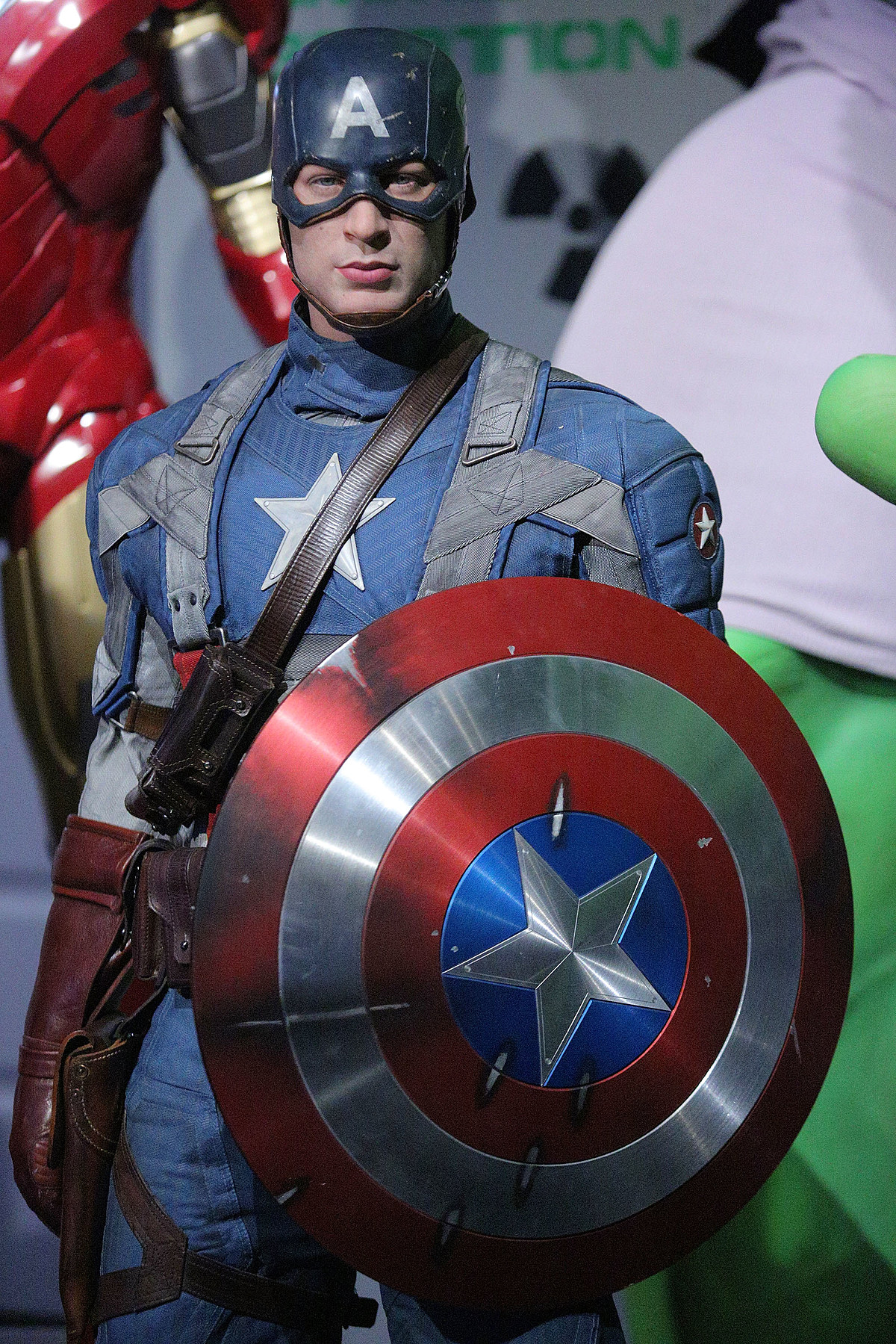 download film the first avenger