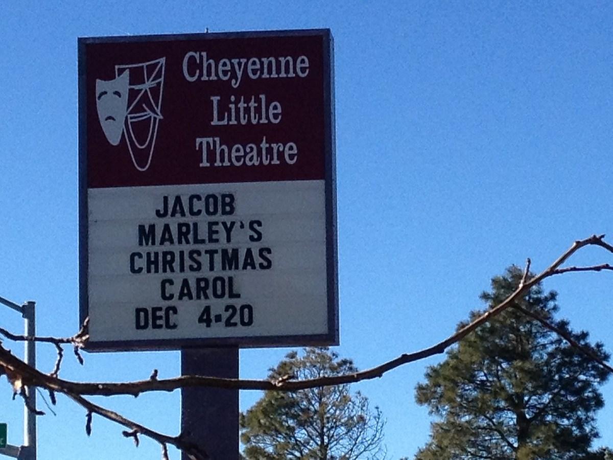 Cheyenne Little Theatre's Jacob Marley's Christmas Carol