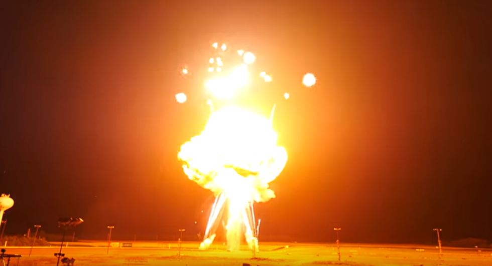 Wyoming Fireworks Convention To Detonate 'Super Nuke' Tonight