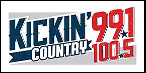 Kickin' Country 99.1/100.5