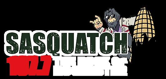 Sasquatch 107.7