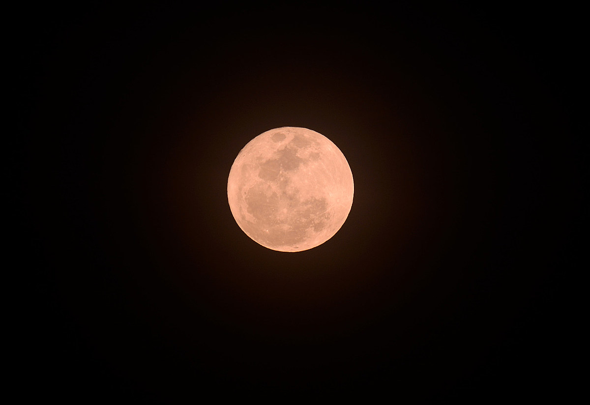 Why the Strawberry Moon Is So Important In the Hudson Valley