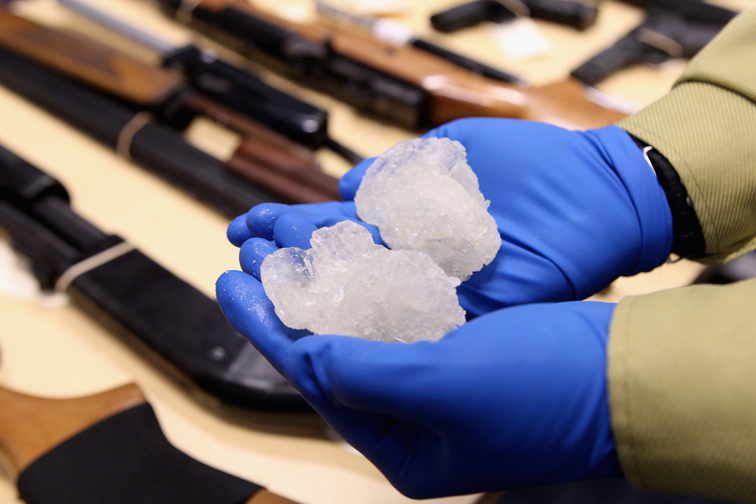 33 Wyoming Drug Arrests Reported in 'Operation Smack' [Photos]
