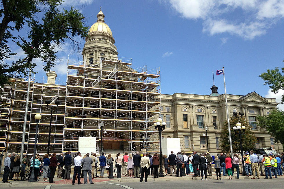 Wyoming Capitol to Reopen After $300 Million Renovation