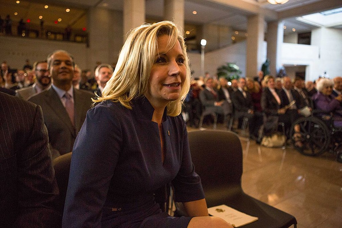 Liz Cheney Wins Dad's Old Job as Wyoming's Lone U.S. House Rep