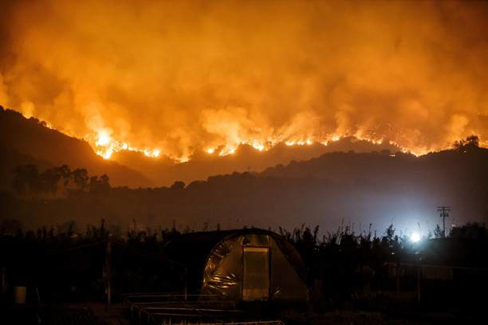 Track Wyoming Wildfires This Summer Map