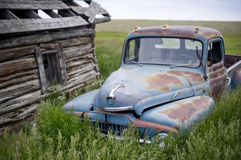Wyoming's Beautiful Old Abandon Ranches [VIDEOS]