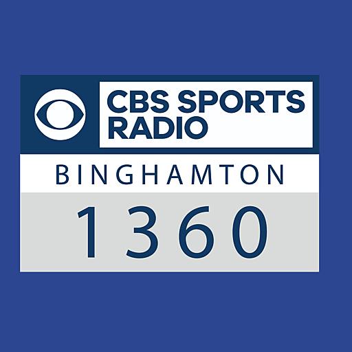 CBS Sports Radio 1360 AM – Binghamton's Sports Leader